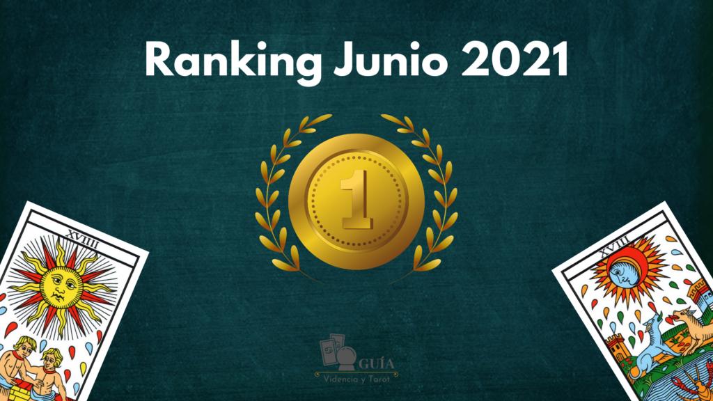 Lee más sobre el artículo Ranking Junio 2021